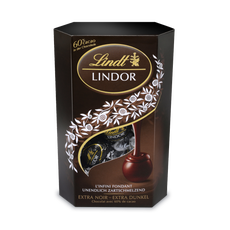 Lindor Корнет Черен шоколад 60% 200 г
