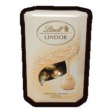 Lindor Корнет Бял шоколад 200 г