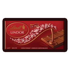 Lindor Млечен шоколад 100 г