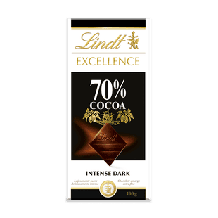 Lindt Excellence 70% 100 г