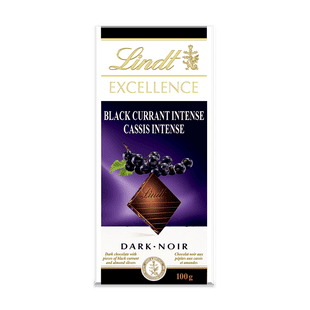 Lindt Excellence Касис 100 г