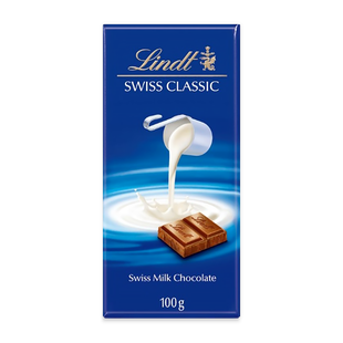 Lindt Swiss Classic Млечен 100 г