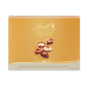 Lindt Swiss Luxury Selection 230 г